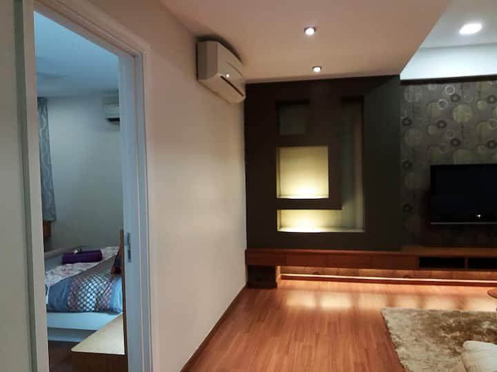 Penang Inn VIP Villa (Queen Bed+Own Living Area)
