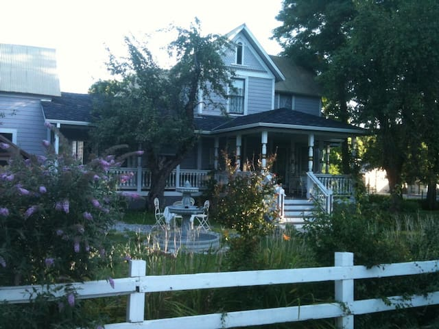 Weaverville Whitmore House/ Inn - Weaverville - Hus