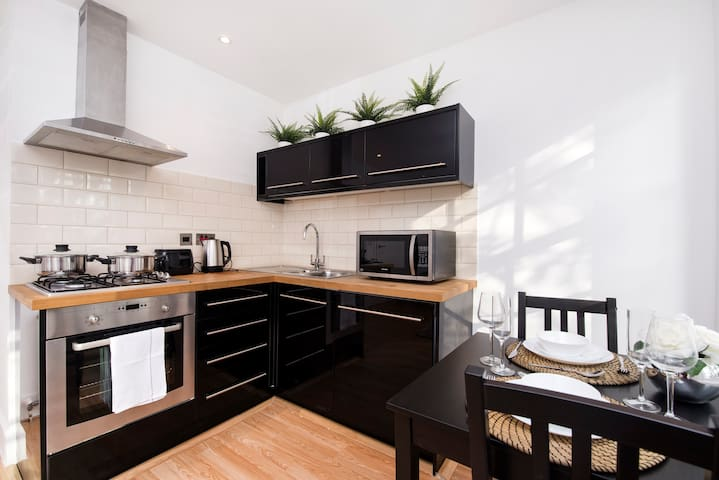 Stunning 1 bedroom apartment in South Kensington