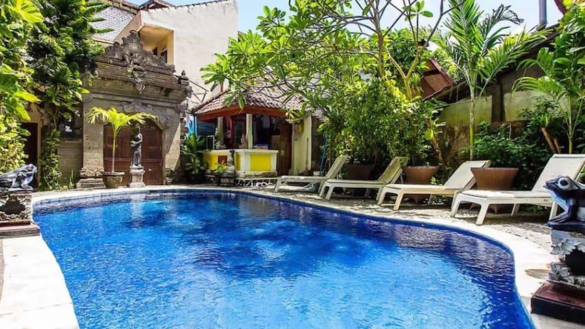Sky Hotel Sanjaya - Special Superior Twin