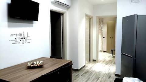 Sunrise Beach Apartment Trapani