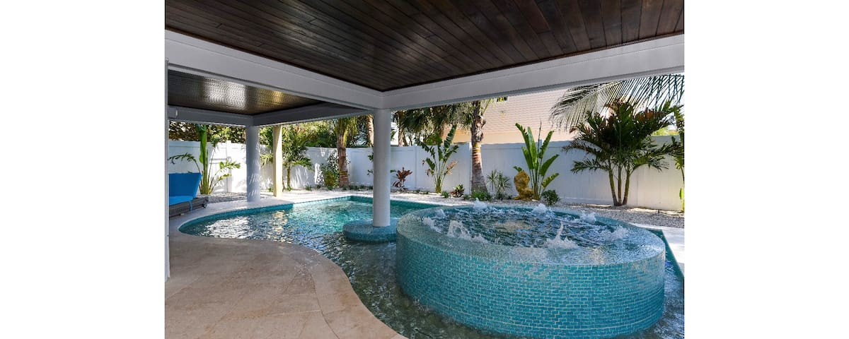 1bedroom —gulf front view & pool!!