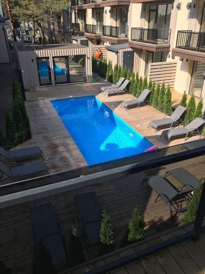 Melani apartamentai