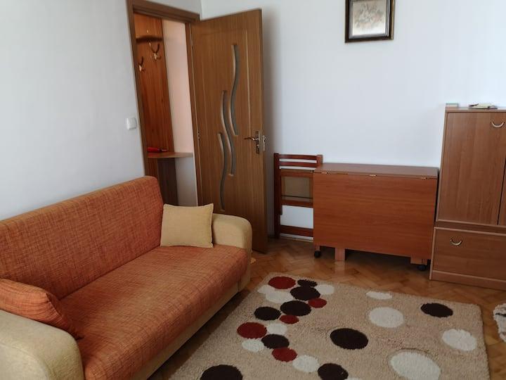 Apartament liniștit în Gheorgheni
