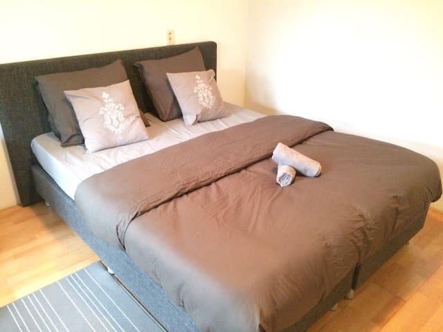 Comfort private apartment near Utrecht centre - Utrecht - Leilighet