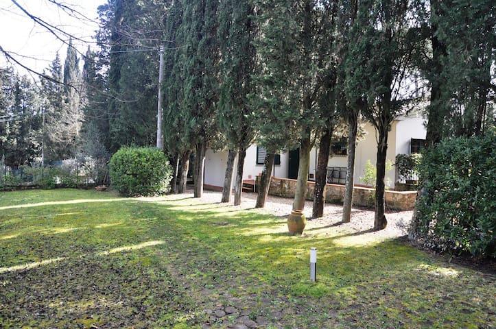 Porzione di villetta nel Chianti - Strada In Chianti - Haus