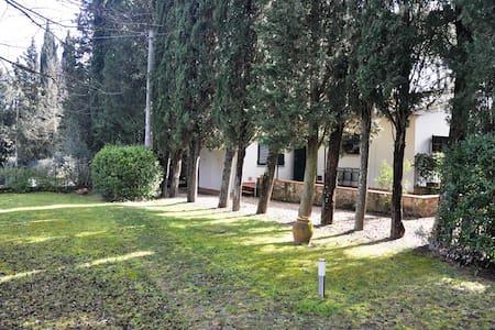 Porzione di villetta nel Chianti - Strada In Chianti