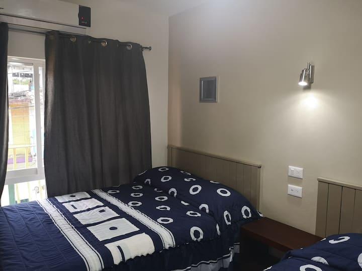 Hotel Axtla Habitación #2  para 3 personas