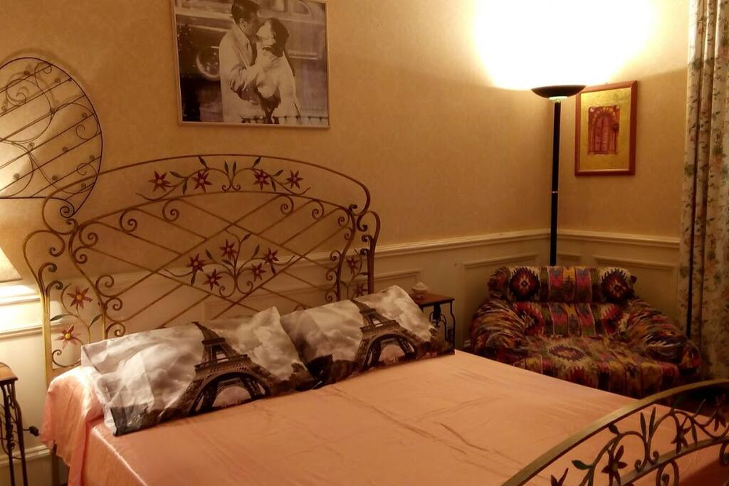 Double bed Room Camera matrimoniale
