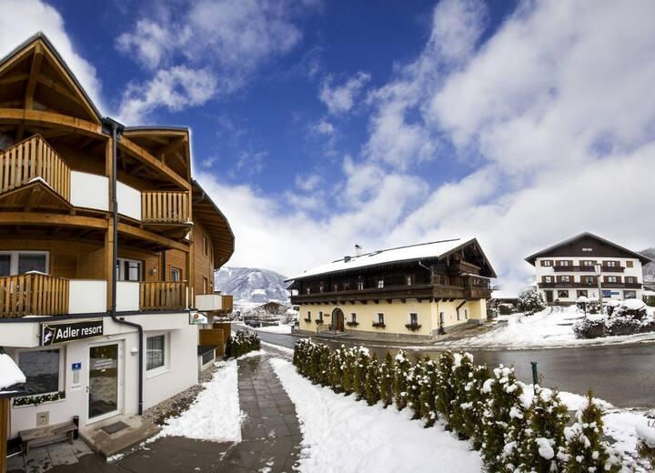 Adler Resort,Golf 'n' Ski, Biking, by Apts Ged
