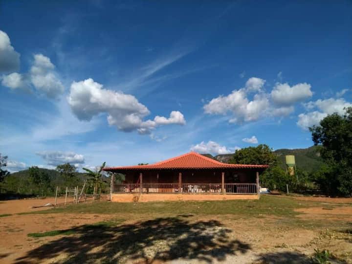 Chácara 3 Pequis - Cavalcante - GO