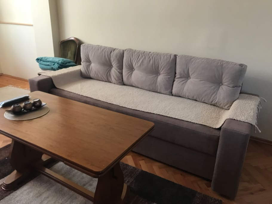 Living room-pull out