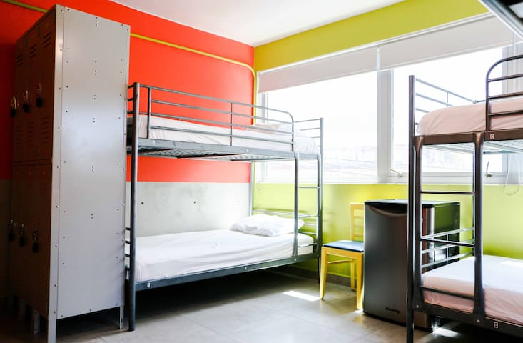 Conturce Hostel | Bed in 6 - Mixed Dormitory