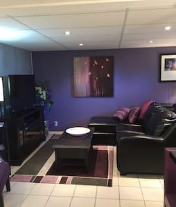 Birtle's Guest Suite - Appartamento