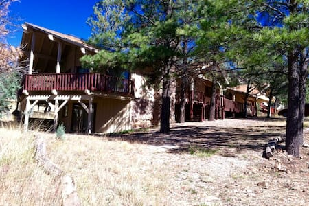 Big, Secluded & Close to the Village, 4BR 2.5 BA - Ruidoso - Cabana