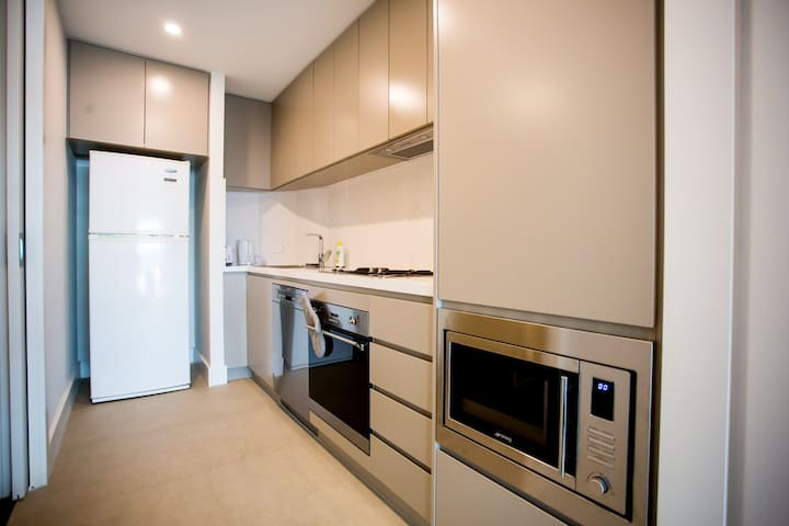 Skyview  Apartment in the Heart of Olympic Park