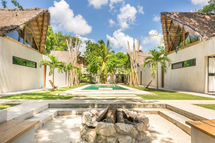 Residential Villa in Tulum + Concierge Service