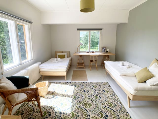 Olo Centre by Kolovesi Nature Park -  Twin Room