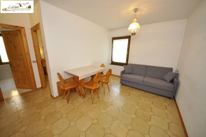 Casa Livio Apt. 4 - Livigno - Apartemen