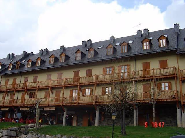 APTO. LOW COAST, BOI TAÜLL, 5kms. a pistas esquí - Taüll - Appartement