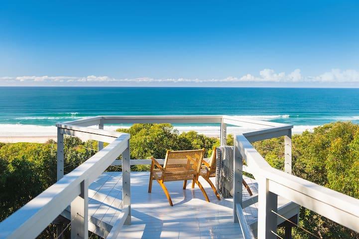Seascape @ 19 Pindari - privacy, space and views