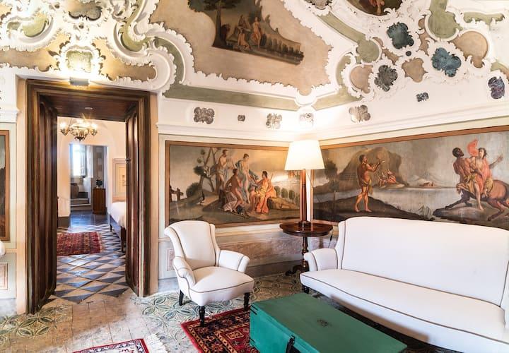 Baroni Giampiccolo Suite Alcova- Romantic Escape