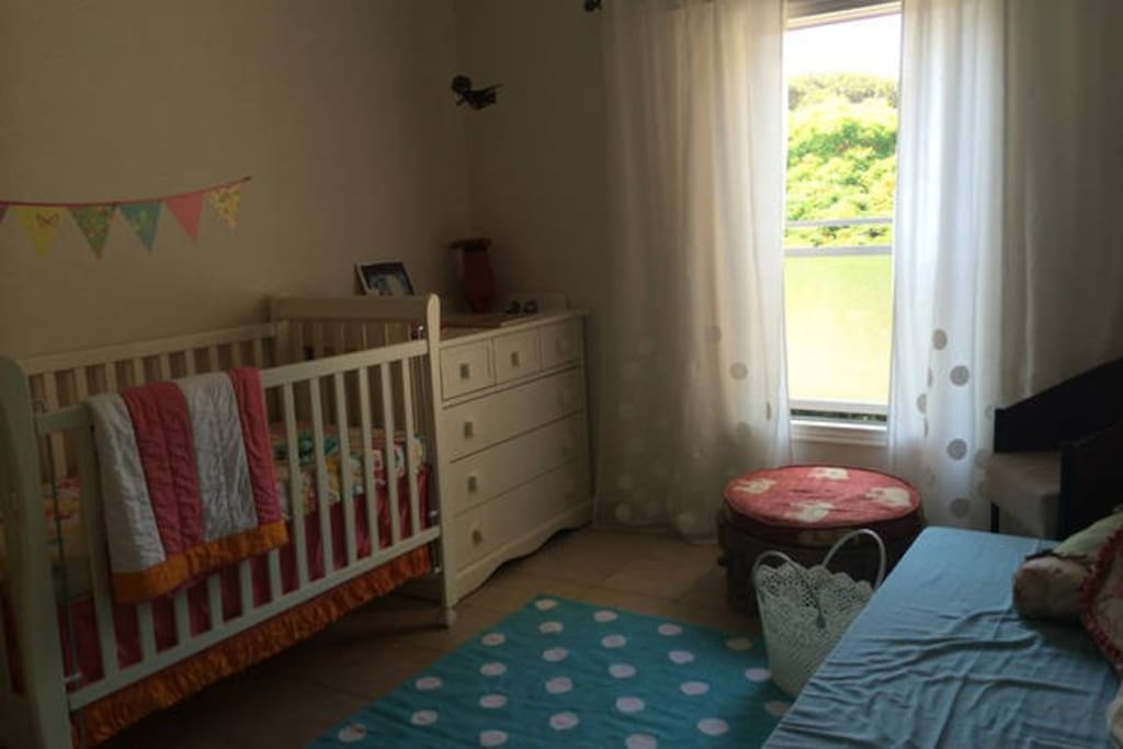 Children room, lots of toys available as well