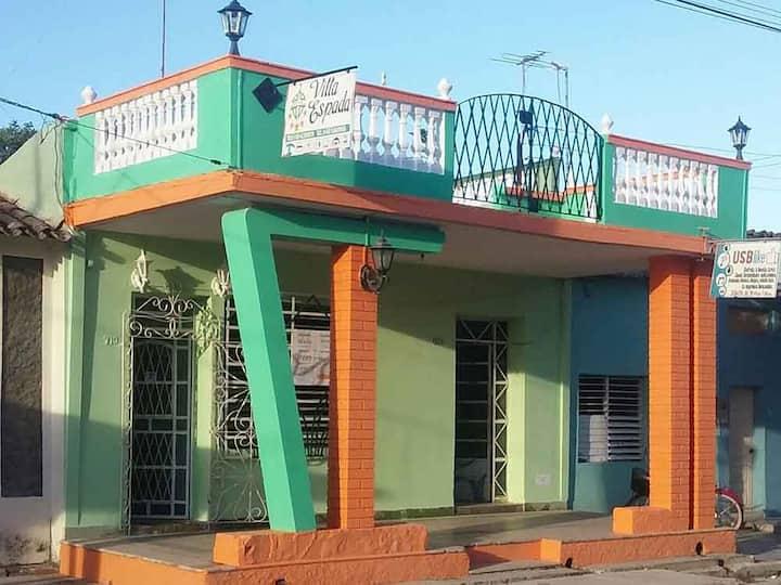 Hostal Villa Espada, 2 habitaciones