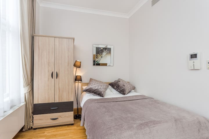 Cosy studio apartment in Bloomsbury