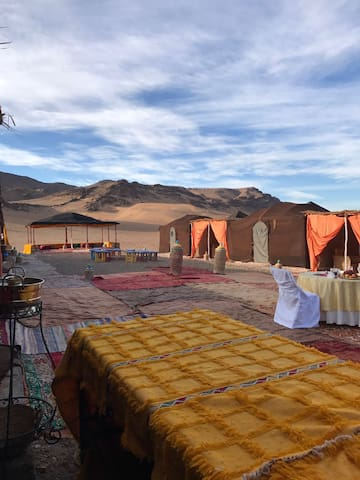 Beautiful house in the medina Aziz - Ouarzazate - Bed & Breakfast