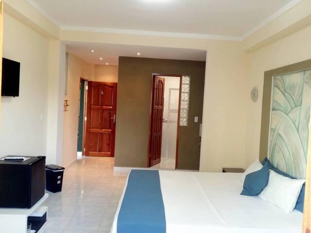 Heredia Hostal - Room 1