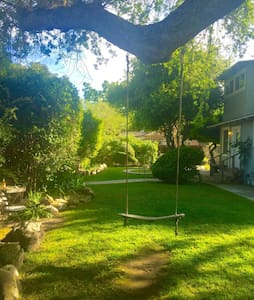 Beautiful Craftsman downtown Paso apt.2 - Paso Robles - Appartement