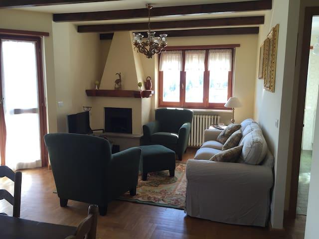 affitto appartamento a Torgnon - Mongnod - Flat