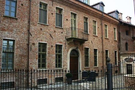 Camere nell'attico del Castello - Trofarello