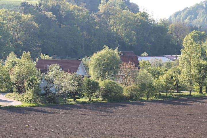Ländliche Idylle im Hinterland des Bodensees - Deggenhausertal - Loft