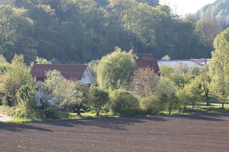Ländliche Idylle im Hinterland des Bodensees - Deggenhausertal