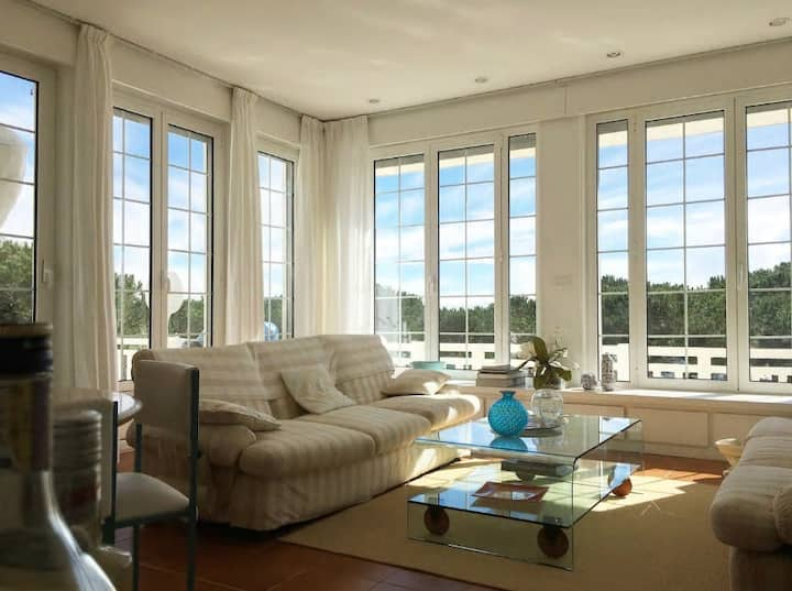 Great Flat on Seafront