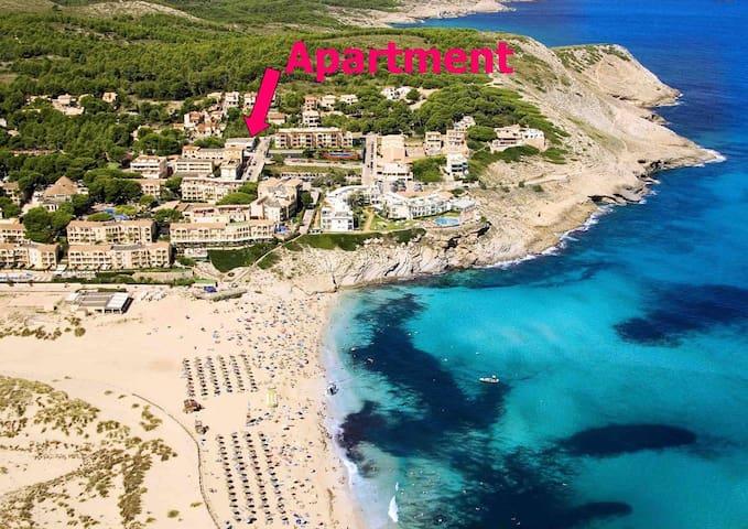 ☼ SABRINA, ruhige Gegend malerische Bucht!