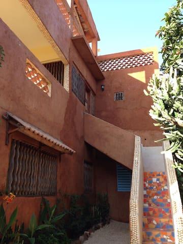 Maison La Paix, première étage