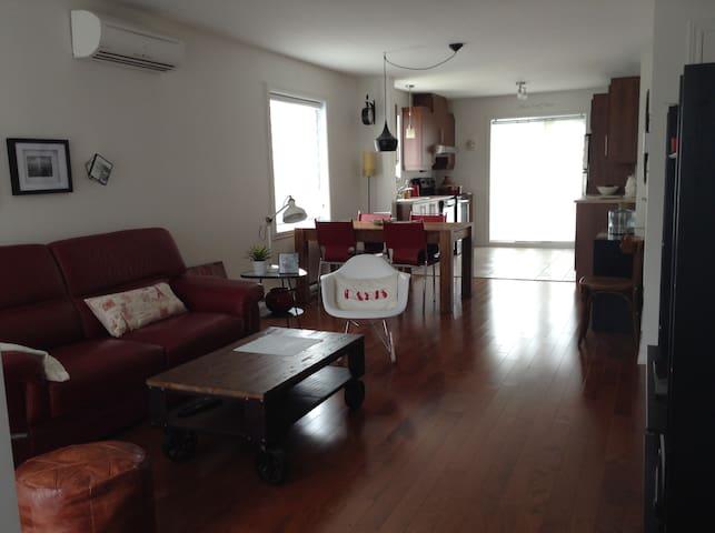 Grand 4 1/2 à louer | Chaleureux et meublé! - Longueuil - Appartement