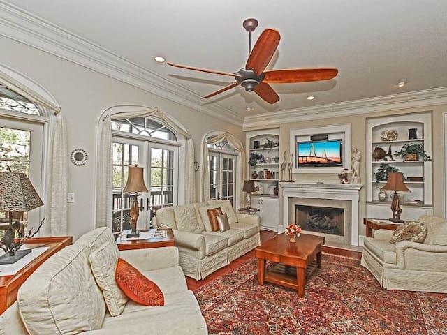 Royal Pine 2104 - Seabrook Island - House
