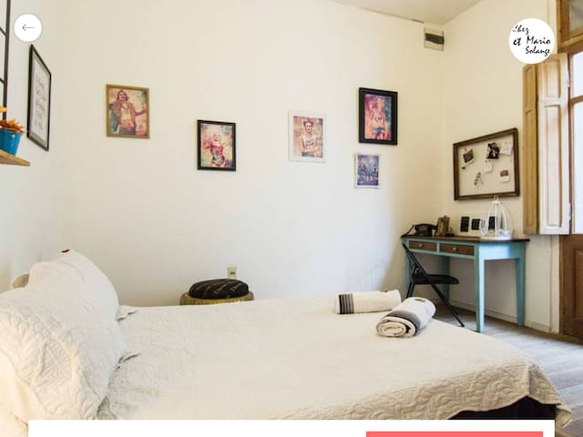 Double room in Montevideo downtown - Montevideo - Bed & Breakfast
