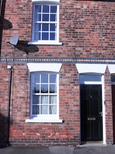 White Rose Cottage is 4 min walk to town centre - Beverley - Hus