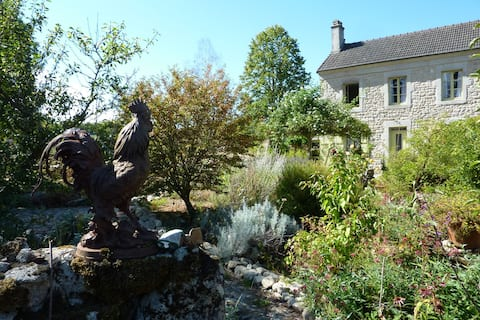 La petite maison en Creuse
