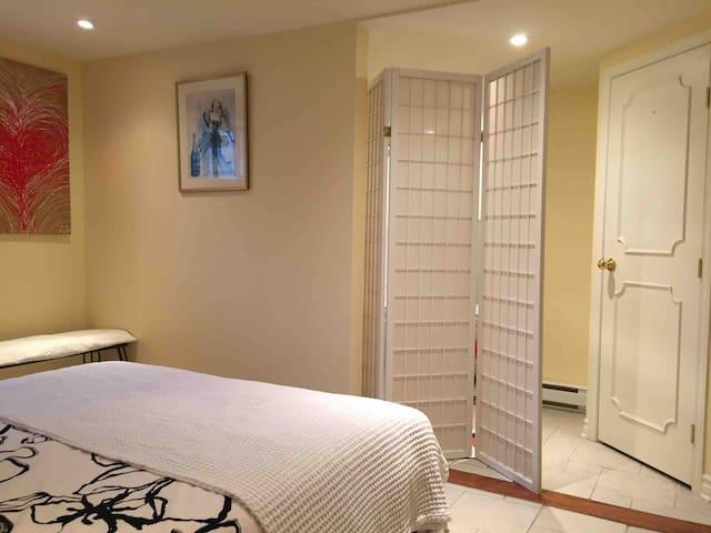 Bedroom 2 Salle de bain