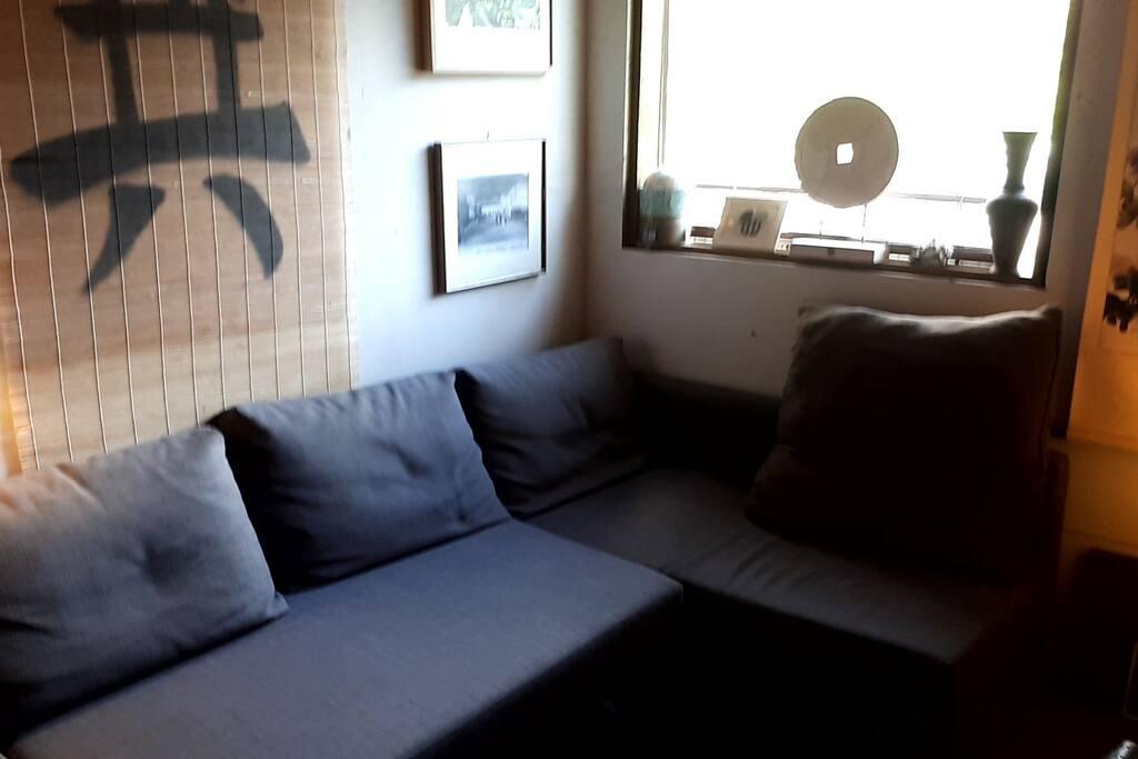 Canapé lit du des