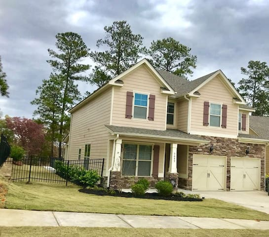 Masters Home with Pool/Spa near Augusta National