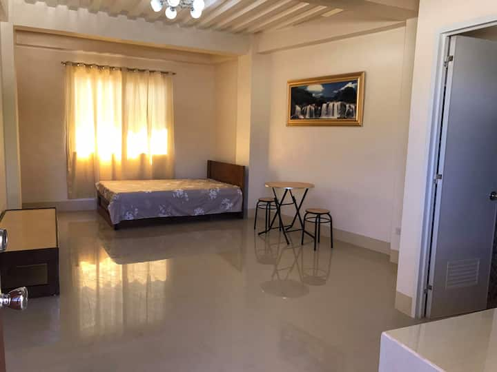 NEW studio in Pavia, Iloilo * Sleeps 2-4pax