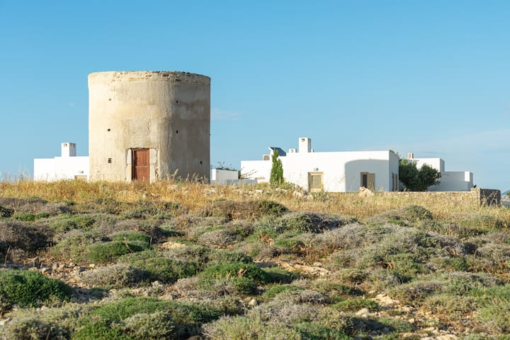 Feel like home - Antiparos- House A