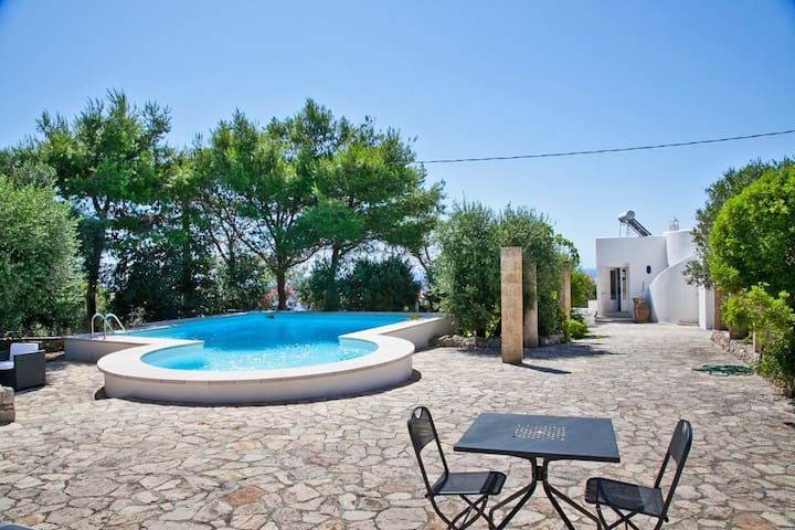 Adriatic Villa -  Holiday Rental with swimming pool in Santa Maria di Leuca, Puglia